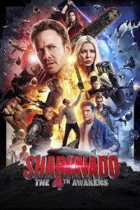 Sharknado: The 4th Awakens cover
